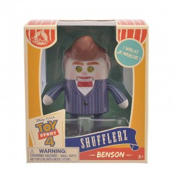Disney Benson Dummy Shufflerz Wind-Up Toy