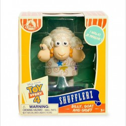 Disney Billy, Goat and Gruff Shufflerz Wind-Up Toy