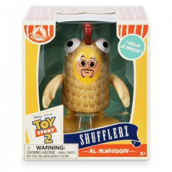 Disney Al McWhiggin Shufflerz Wind-Up Toy