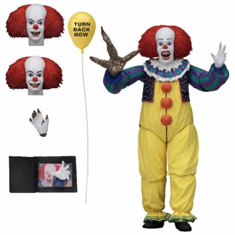 NECA IT: Ultimate Pennywise Version 2 - 7 inch Action Figure