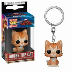 Pocket Pop Keychains: Marvel - Goose the Cat