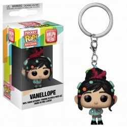 Pocket Pop Keychain: Disney Wreck it Ralph - Vanellope