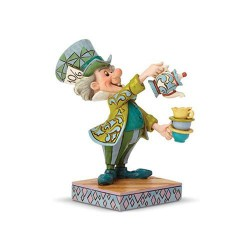 Disney Traditions Mad Hatter A Spot fo Tea