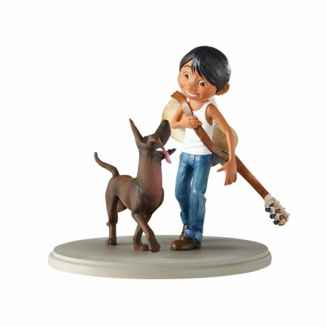 Jim Shore Coco Miguel And Dante Disney Showcase Wondertoys Nl