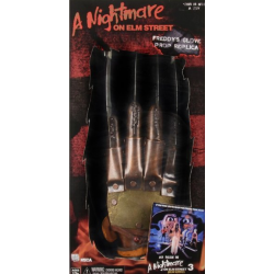 Freddy Krueger Replica Glove