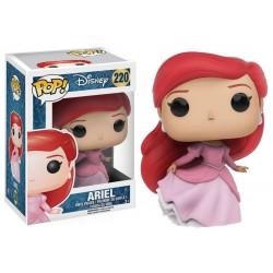Funko Pop 220 Disney De Kleine Zeemeermin Ariel (Jurk)