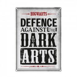 Harry Potter Tin Sign Dark Arts 21 x 15 cm