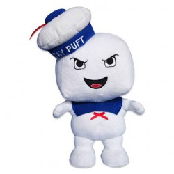 Ghostbusters Talking Plush Figure Stay Puft Marshmallow Man Angry 23 cm
