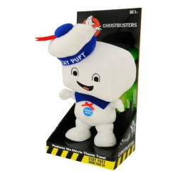 Ghostbusters Talking Plush Figure Stay Puft Marshmallow Man Happy 38 cm