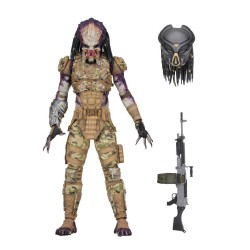 Predator 2018 Deluxe Action Figure Emmisary 1 Predator 20 cm