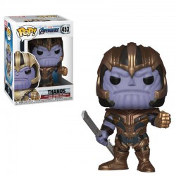 Funko Pop 453 Marvel Avengers Endgame Thanos