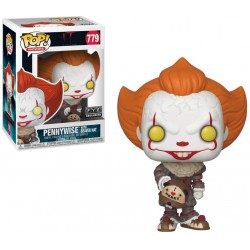 Funko Pop 779 It: Chapter 2 Pennywise With Beaver Hat