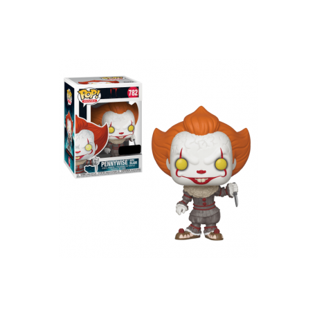 Pennywise with Blade n°782 Funko It Chapter 2 Pop!