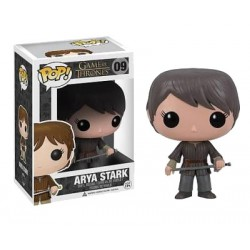 Funko Pop 09 Game Of Thrones Arya Stark