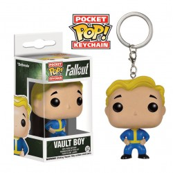 Funko Pocket Pop Keychain Fallout Vault Boy