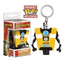 Funko Pocket Pop Keychain Borderlands Claptrap