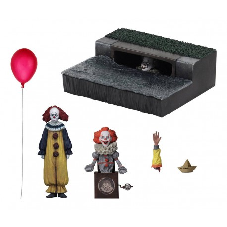 NECA Stephen King's It 2017 Accessory Pack for Action Figures Movie Accessory Set