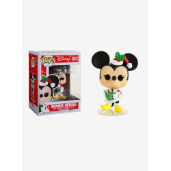 Funko Pop 613 Disney Holiday Minnie Mouse