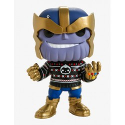 Funko Pop 533 Marvel Holiday Thanos