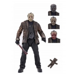NECA Freddy vs. Jason Ultimate Action Figure Jason Voorhees 18 cm