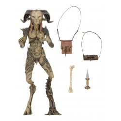 NECA Guillermo del Toro Signature Collection Action Figure Faun (Pan's Labyrinth) 23 cm