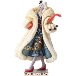 Disney Traditions - Devilish Dognapper Cruella De Vil Figurine
