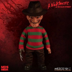 Nightmare On Elm Street Mega Scale Talking Action Figure Freddy Krueger 38 cm