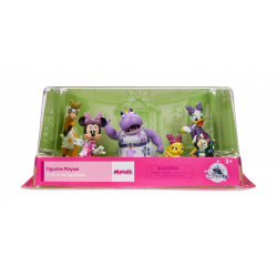 Figurine Playset Minnie's Little Helpers