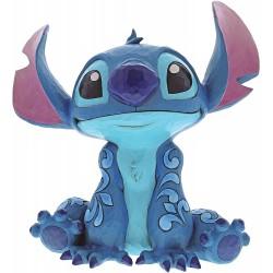 Enesco Disney Traditions by Jim Shore Lilo and Stitch Big Trouble Figurine