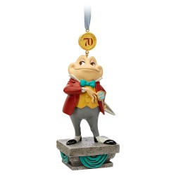 Disney Mr Toad Hanging Ornament, The Adventures of Ichabod and Mr Toad