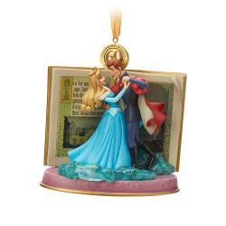 Disney Sleeping Beauty Blue Hanging Ornament