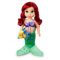 Disney Ariel The Little Mermaid Animator Doll