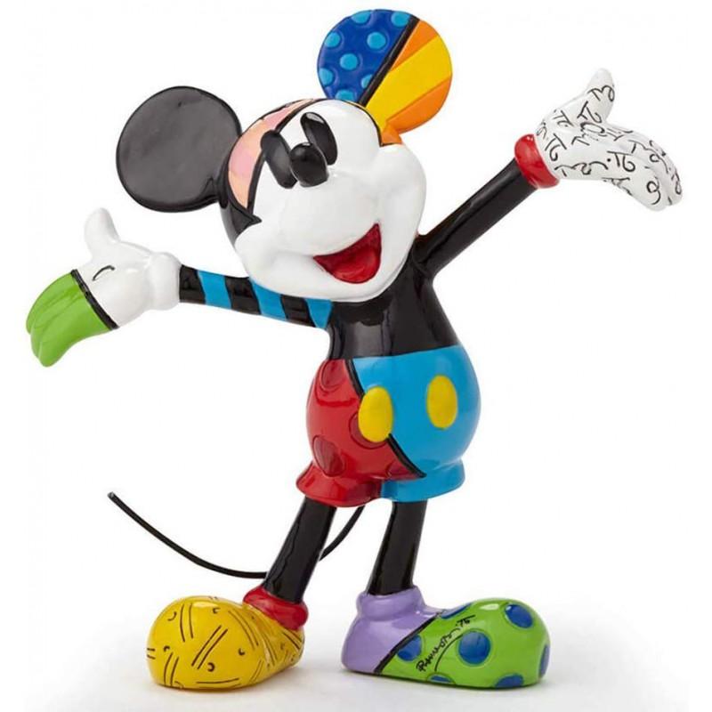 Enesco Gift Disney by Britto Mickey Mouse Mini Collectible ...