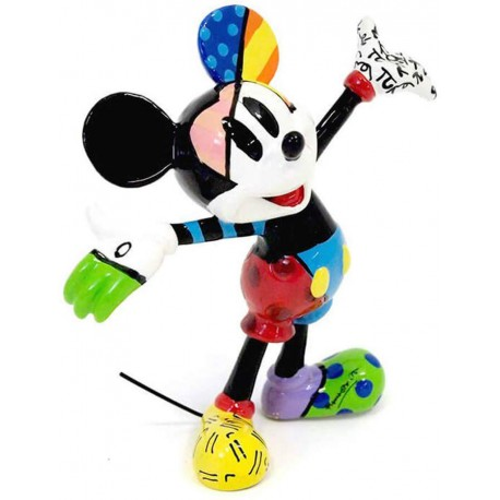 Enesco Gift Disney by Britto Mickey Mouse Mini Collectible Figurine