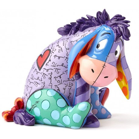 Disney by Britto Eeyore Stone Resin Figurine