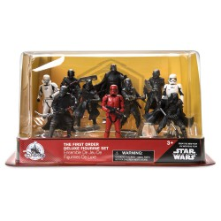 Disney Star Wars The First Order Deluxe Figurine Playset