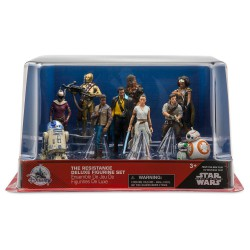 Disney The Resistance Deluxe Figurine Playset, Star Wars