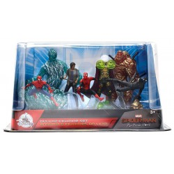 Disney Spider-Man: Far From Home Deluxe Figurine Playset
