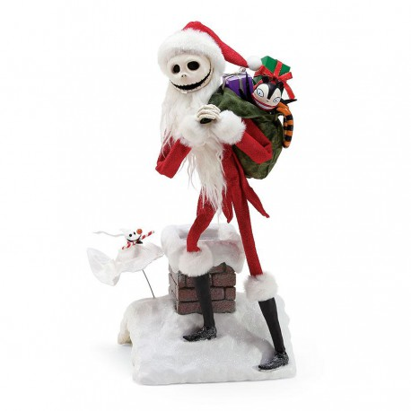 Possible Dreams Jack and Zero Deliveries Nightmare Before Christmas