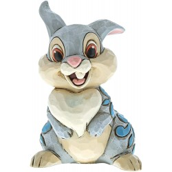 Jim Shore Disney Thumper From Bambi Miniature Figurine
