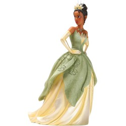 Enesco Disney Showcase Couture de Force Princess and The Frog Tiana Figurine