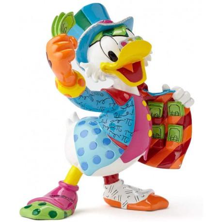 Enesco Disney by Britto Uncle Scrooge Figurine