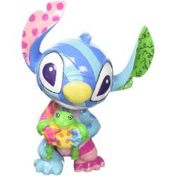 """Disney by Britto Stitch from """"Lilo and Stitch"""" Stone Resin Mini Figurine"""
