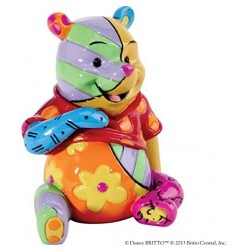 Disney by Britto Winnie the Pooh Mini Stone Resin Figurine