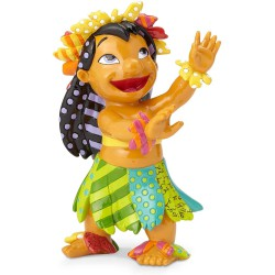 Enesco Lilo from Disney by Britto Line Figurine