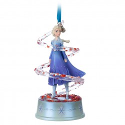 Elsa Singing Sketchbook Ornament – Frozen 2