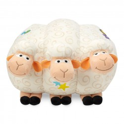 Billy, Goat, and Gruff Plush – Toy Story 4