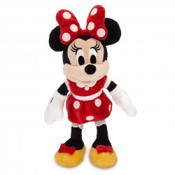 Minnie Mouse Plush – Red
