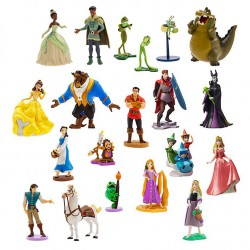 Disney Store Disney Princess Mega Figurine Playset