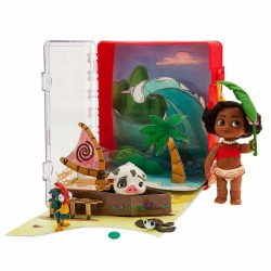 Disney Animators' Collection Moana Playset